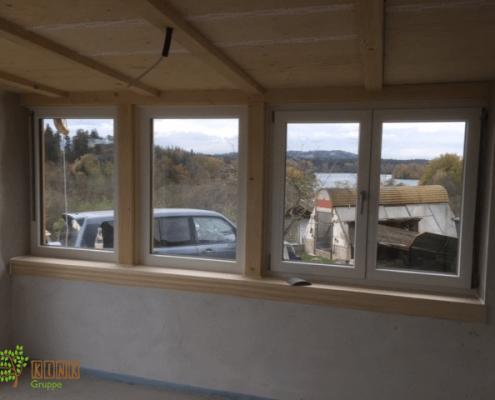 Fenster Front Kink Gruppe